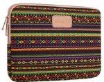 Dachee new Bohemian laptop sleeve for 10 inch/11 inch/12 inch/13 inch/14 inch/15 inch laptop
